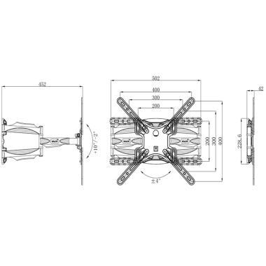 Кронштейн KALOC X5 для ТВ