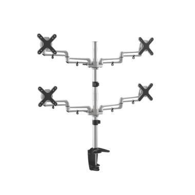 Настольный кронштейн Deluxe DLDM-1305 для четырех мониторов